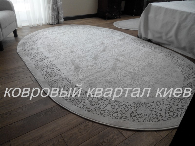 ковёр Everest Angora 3331-Beige-овальный