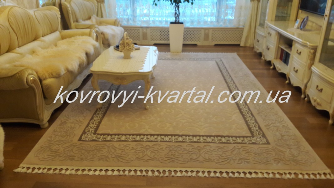 ковёр-Istinye-2954a-Cream-Brown
