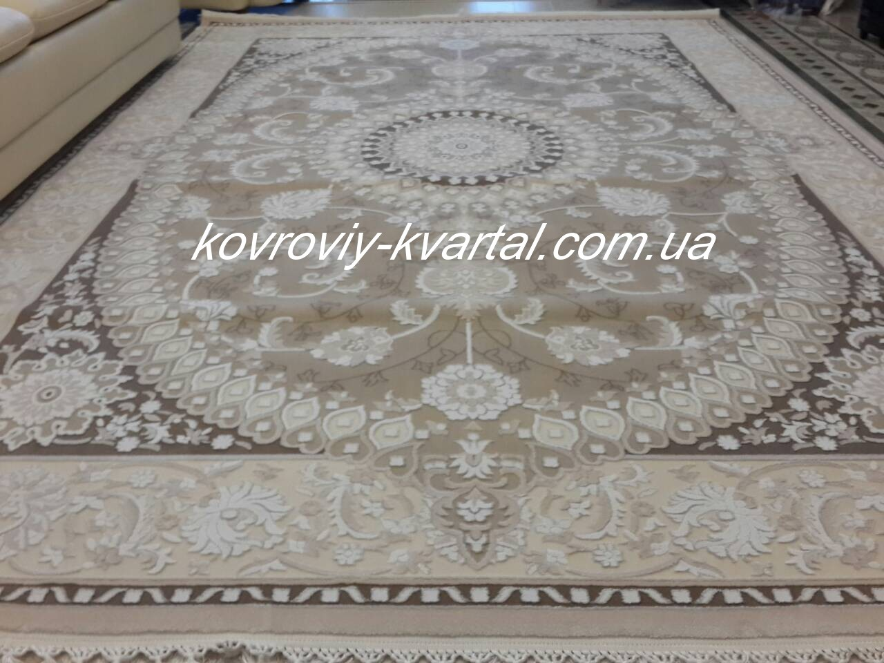Istinye-2953a-Brown-Beige