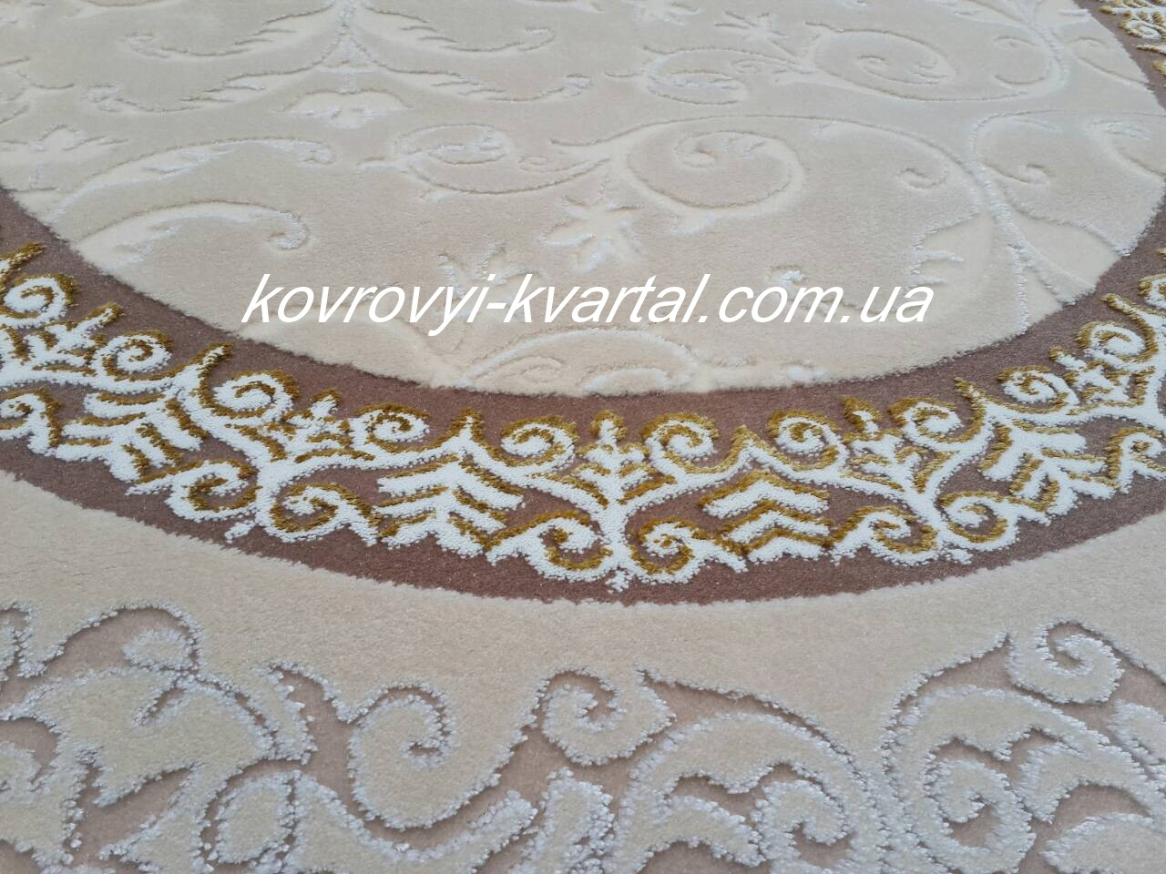 Istinye-2954a-Cream-Brown