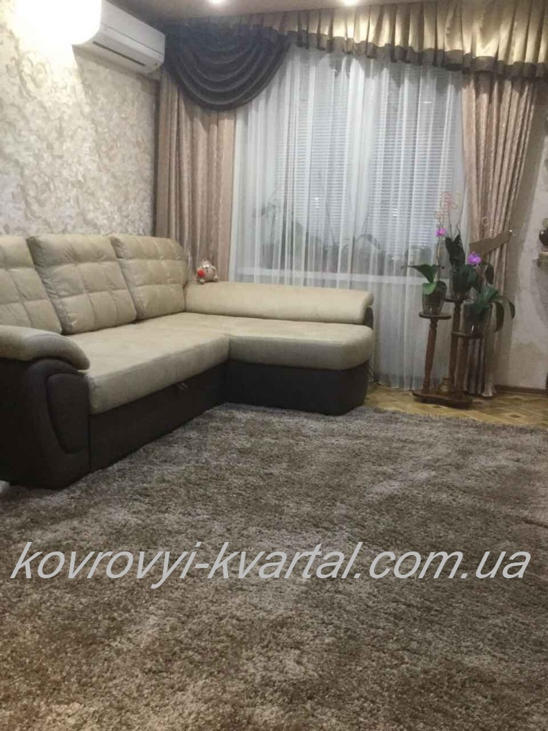 ковёр-Himalaya-8206a-Milky-Brown-Super-Shaggy